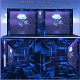 :: SIXX DESIGN :: Blue Rose Building [BOXED]