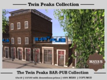 The Twin Peaks  BAR-PUB -Collection