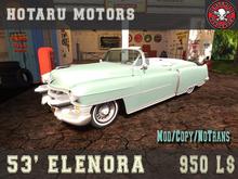 HOTARU MOTORS - 53' Elenora [BOX]
