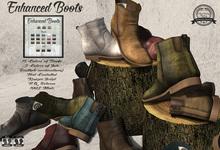 -NU- Enhanced Boots