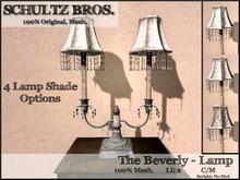 The Beverly - Lamp (2LI)