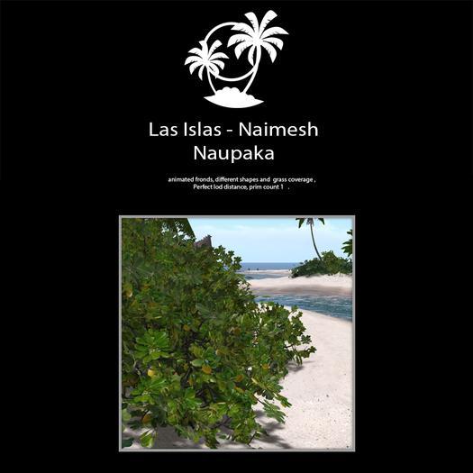 Las Islas Naupaka
