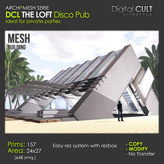 *** DCL The LOFT disco pub