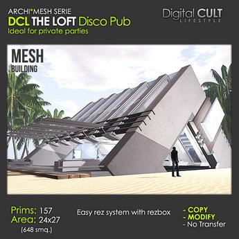 DCL The LOFT disco pub