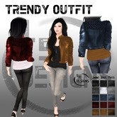 = LE = DEMO Trendy Outfit