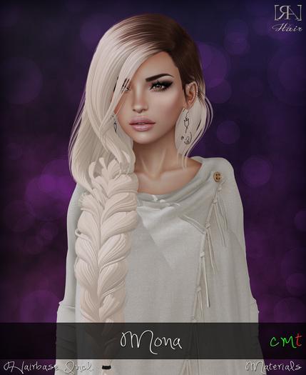 [RA] Mona Hair - Fatpack