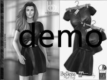 Bens Boutique - Iola Dress - Hud Driven (DEMO)
