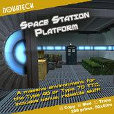TARDIS Platform, Space Station