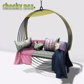 :CP: Vibrant Hanging Canopy Lounger (PG)