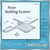 ZimberLab - Floor A  DELIVERY
