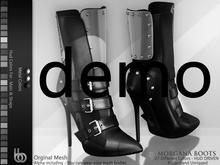 Bens Boutique - Morgana Boots Demo