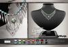 GeWunjo : COLETTE silver necklace DEMO
