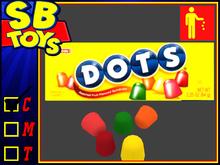 [SB TOYZ] SweetzTooth - Dots [Messy Drop]