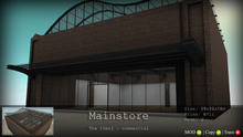 Mainstore - The [Den.] Commercial 50% SALE
