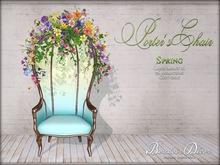Boudoir Porter's Chair Spring