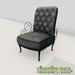 :CP: Burton Tea Chair Damask (PG)