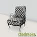 :CP: Burton Tea Chair Skully (PG)