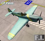 Coastal Patrol Paint Pot for ZSK P-40E