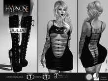HYPNOSE - JULIA OUTFIT DEMO