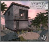~*S.E.*~ Tiny Beach Retreat