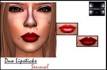 }S}_Duo Lipsticks_Sensual tones_