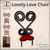 [DDD] Lovely Love Chair