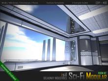 ~Isil~ Modular Sci-Fi Room Kit