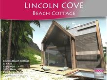 MOCO Emporium ~ Lincoln COVE Mesh Cottage Plus Pool Set