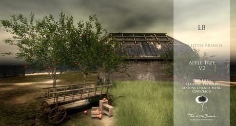 LB Apple Tree V2 4 Seasons Mesh