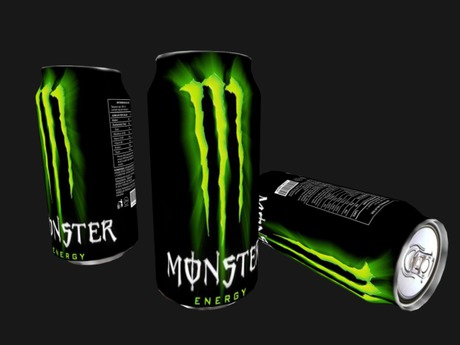 Monster Energy 24oz Can