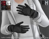 !Rebel Hope - Leather  Mesh Laced Gloves Rebel Pack