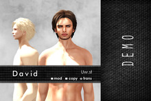 Uw.st  ::DEMO::  David-Hair