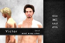 Uw.st  ::DEMO::  Victor-Hair