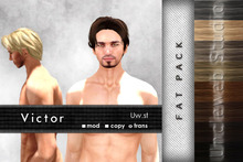 Uw.st Victor-Hair Fat pack