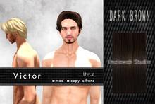 Uw.st   Victor-Hair  Dark brown