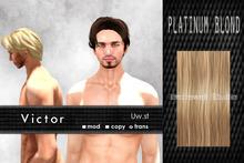 Uw.st   Victor-Hair  Platinum blond
