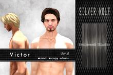 Uw.st   Victor-Hair  Silver wolf