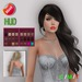 "eDeLsToRe woman mesh hair "" Lara "" BOX"