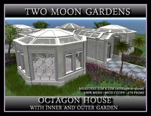 OCTAGON HOUSE WITH GARDENS*
