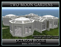 OCTAGON HOUSE - Basic Structure
