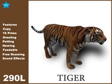 [TomatoPark] Tiger Mesh 3.5 ( roaming + 2 wearables )