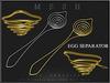 T-3D Creations [ EGG SEPARATOR ]  Regular MESH - Full Perm -