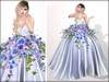 Boudoir-Cinderella in Blue