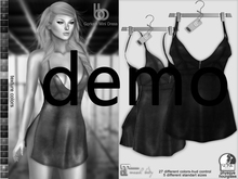 Bens Boutique - Gorkem Mini Dress - Hud Driven Demo