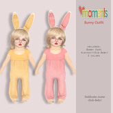 ..MoMenTs..Bunny OutFit Easter Gift Toddleedoo