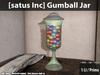 [satus Inc] Gumball Jar