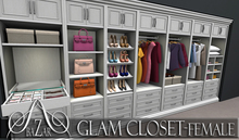 ~BAZAR~Glam-Closet FEMALE Full Pack