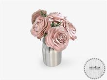 Ariskea[Nordica] Hybrid Roses Peach
