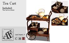 *AF* Tea Cart