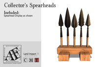 *AF* Collector's Spearheads
